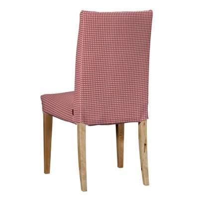 Návlek na stoličku Henriksdal (krátky) V kolekcii Quadro, tkanina: 136-15