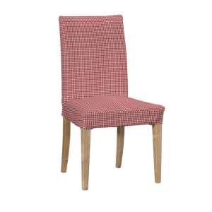 Henriksdal kėdės užvalkalas - trumpas Henriksdal kėdė kolekcijoje Quadro, audinys: 136-15
