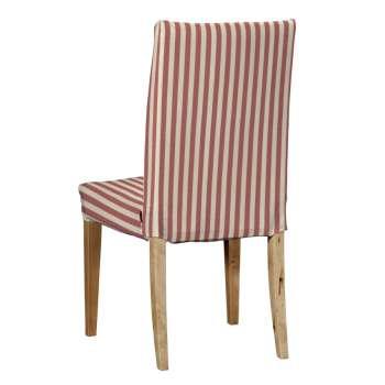 Potah na židli IKEA  Henriksdal, krátký židle Henriksdal v kolekci Quadro, látka: 136-17
