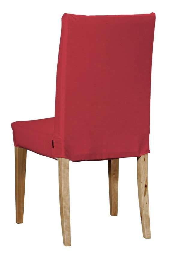 Návlek na stoličku Henriksdal (krátky) V kolekcii Quadro, tkanina: 136-19