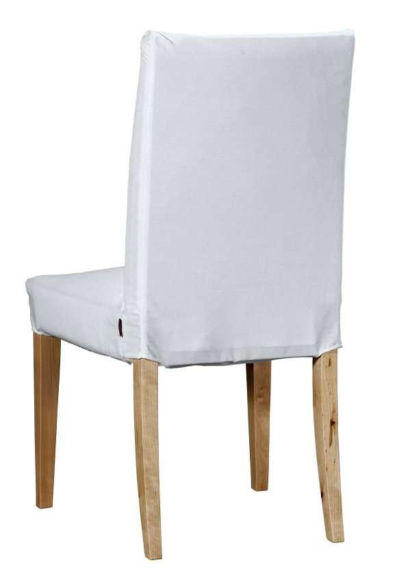 Sukienka na krzesło Henriksdal krótka krzesło Henriksdal w kolekcji Cotton Panama, tkanina: 702-34
