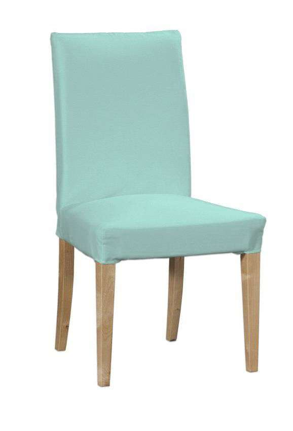 Návlek na stoličku Henriksdal (krátky) V kolekcii Loneta, tkanina: 133-32