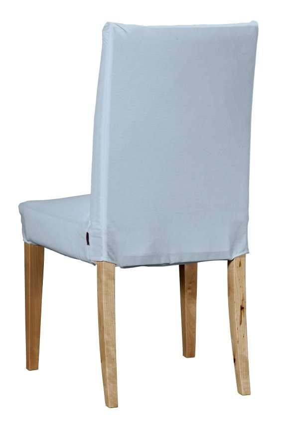Sukienka na krzesło Henriksdal krótka krzesło Henriksdal w kolekcji Loneta, tkanina: 133-35