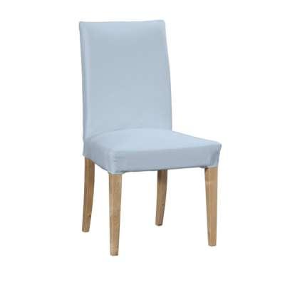 Sukienka na krzesło Henriksdal krótka 133-35 pastelowy niebieski Kolekcja Loneta