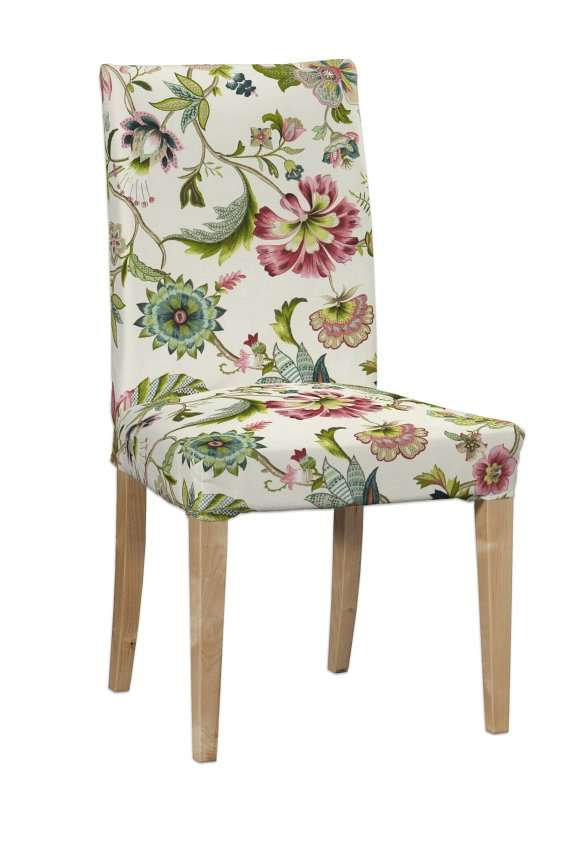 Sukienka na krzesło Henriksdal krótka krzesło Henriksdal w kolekcji Londres, tkanina: 122-00