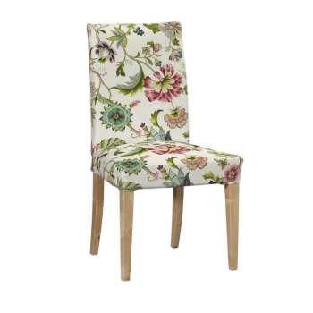 Potah na židli IKEA  Henriksdal, krátký židle Henriksdal v kolekci Londres, látka: 122-00
