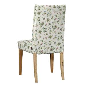 Sukienka na krzesło Henriksdal krótka krzesło Henriksdal w kolekcji Londres, tkanina: 122-02