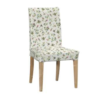 Potah na židli IKEA  Henriksdal, krátký židle Henriksdal v kolekci Londres, látka: 122-02