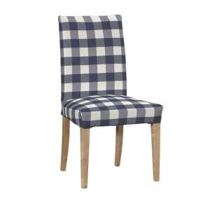 Sukienka na krzesło Henriksdal krótka krzesło Henriksdal w kolekcji Quadro, tkanina: 136-03