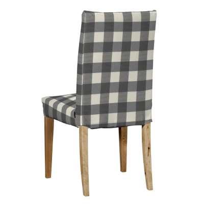 Sukienka na krzesło Henriksdal krótka w kolekcji Quadro, tkanina: 136-13