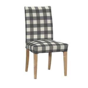 Sukienka na krzesło Henriksdal krótka krzesło Henriksdal w kolekcji Quadro, tkanina: 136-13
