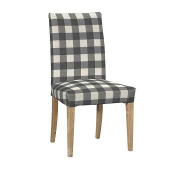 Potah na židli IKEA  Henriksdal, krátký židle Henriksdal v kolekci Quadro, látka: 136-13