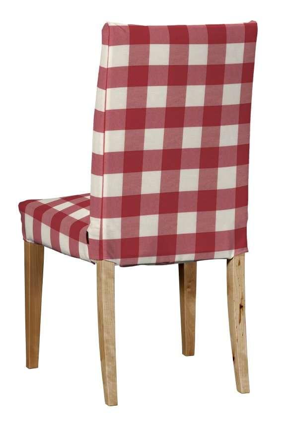 Henriksdal kėdės užvalkalas - trumpas Henriksdal kėdė kolekcijoje Quadro, audinys: 136-18