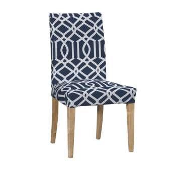 Potah na židli IKEA  Henriksdal, krátký židle Henriksdal v kolekci Comics, látka: 135-10