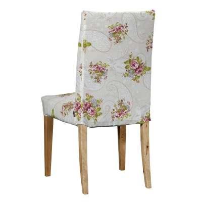 Henriksdal kėdės užvalkalas - trumpas 311-15 Rožės šviesiame fone Kolekcija NUOLAIDOS