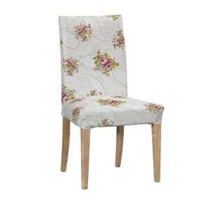 Henriksdal kėdės užvalkalas - trumpas Henriksdal kėdė kolekcijoje Flowers, audinys: 311-15