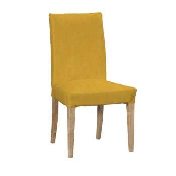 Sukienka na krzesło Henriksdal krótka krzesło Henriksdal w kolekcji Etna , tkanina: 705-04