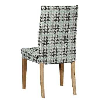 Sukienka na krzesło Henriksdal krótka krzesło Henriksdal w kolekcji Brooklyn, tkanina: 137-77