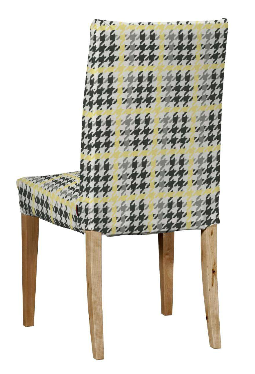 Henriksdal kėdės užvalkalas - trumpas Henriksdal kėdė kolekcijoje Brooklyn, audinys: 137-79
