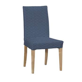 Potah na židli IKEA  Henriksdal, krátký židle Henriksdal v kolekci Brooklyn, látka: 137-88