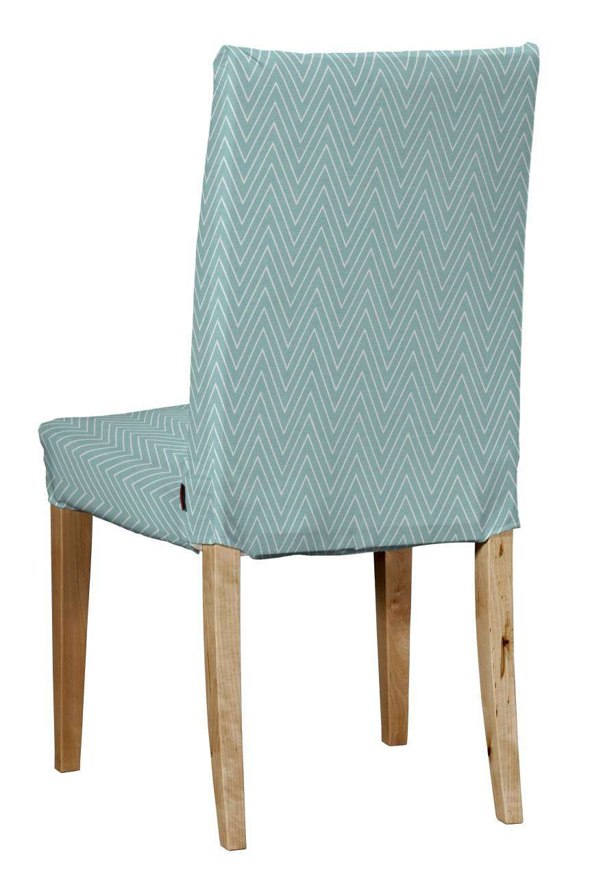 Henriksdal kėdės užvalkalas - trumpas Henriksdal kėdė kolekcijoje Brooklyn, audinys: 137-90