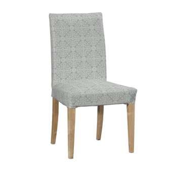 Sukienka na krzesło Henriksdal krótka krzesło Henriksdal w kolekcji Flowers, tkanina: 140-38