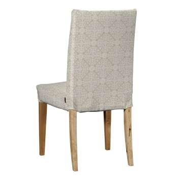 Henriksdal kėdės užvalkalas - trumpas Henriksdal kėdė kolekcijoje Flowers, audinys: 140-39