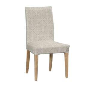 Sukienka na krzesło Henriksdal krótka krzesło Henriksdal w kolekcji Flowers, tkanina: 140-39