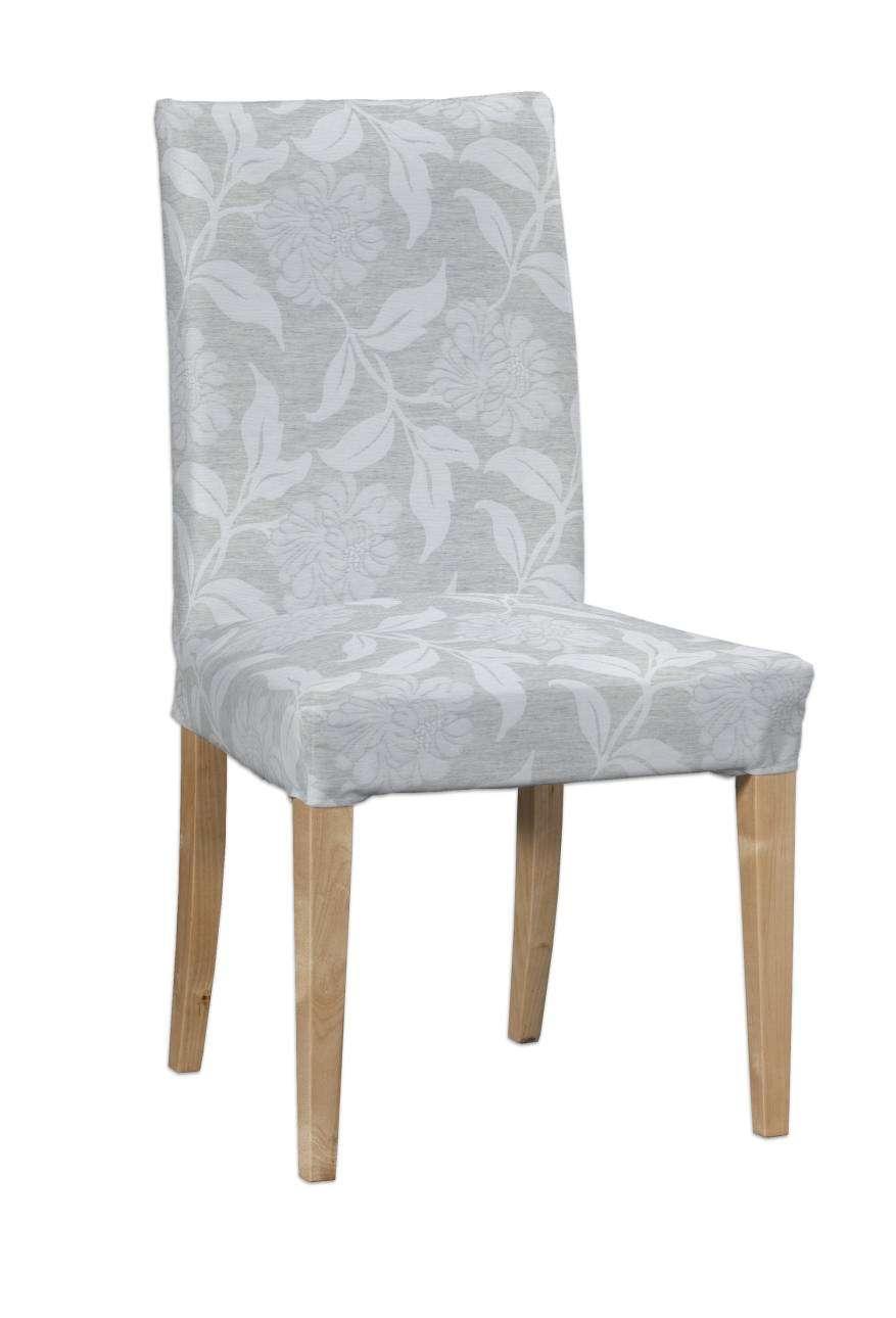 Sukienka na krzesło Henriksdal krótka krzesło Henriksdal w kolekcji Venice, tkanina: 140-51