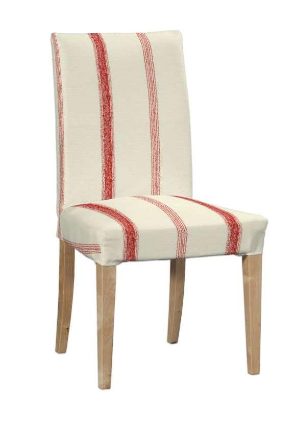 Sukienka na krzesło Henriksdal krótka w kolekcji Avinon, tkanina: 129-15