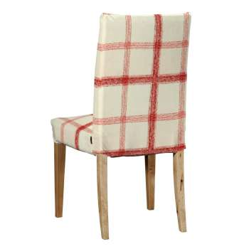 Potah na židli IKEA  Henriksdal, krátký židle Henriksdal v kolekci Avignon, látka: 131-15
