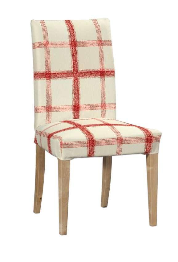 Sukienka na krzesło Henriksdal krótka krzesło Henriksdal w kolekcji Avinon, tkanina: 131-15