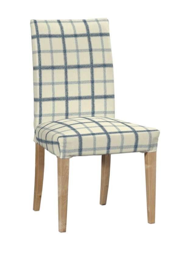Sukienka na krzesło Henriksdal krótka krzesło Henriksdal w kolekcji Avinon, tkanina: 131-66