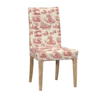 Sukienka na krzesło Henriksdal krótka krzesło Henriksdal w kolekcji Avinon, tkanina: 132-15