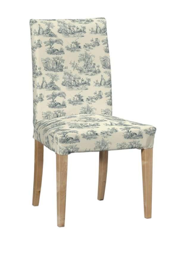 Sukienka na krzesło Henriksdal krótka krzesło Henriksdal w kolekcji Avinon, tkanina: 132-66
