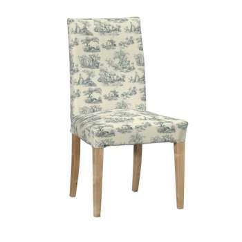 Potah na židli IKEA  Henriksdal, krátký v kolekci Avignon, látka: 132-66