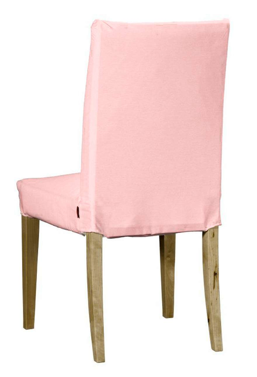 Návlek na stoličku Henriksdal (krátky) V kolekcii Loneta, tkanina: 133-39