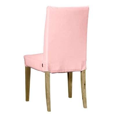 Návlek na stoličku Henriksdal (krátky) 133-39 púdrovo ružová Kolekcia Loneta