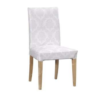 Sukienka na krzesło Henriksdal krótka krzesło Henriksdal w kolekcji Damasco, tkanina: 613-00