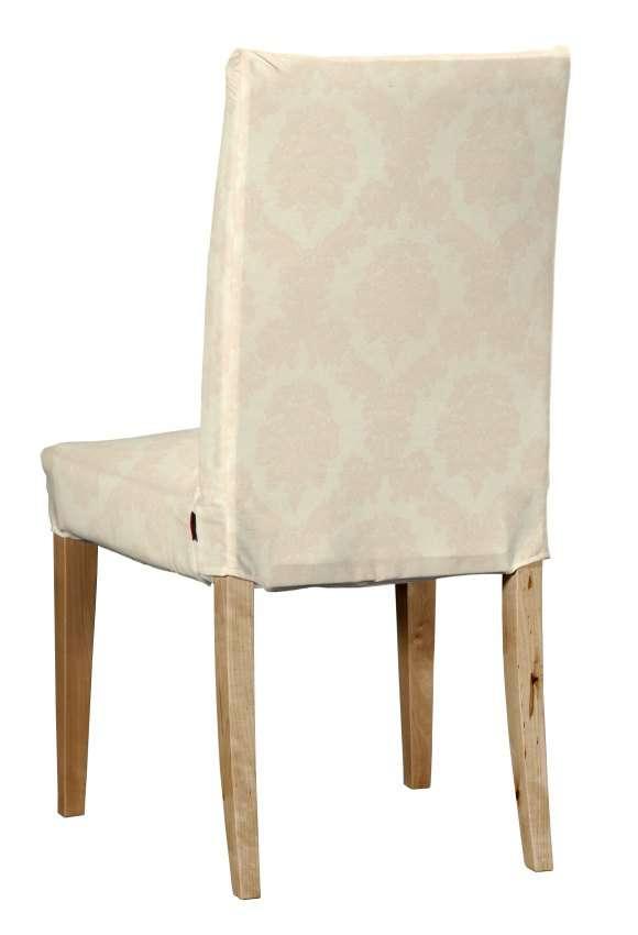Sukienka na krzesło Henriksdal krótka krzesło Henriksdal w kolekcji Damasco, tkanina: 613-01