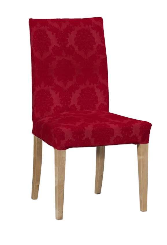 Sukienka na krzesło Henriksdal krótka krzesło Henriksdal w kolekcji Damasco, tkanina: 613-13
