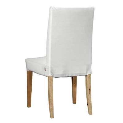 Návlek na stoličku Henriksdal (krátky) 127-01 biela Kolekcia Jupiter