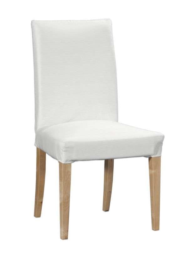 Sukienka na krzesło Henriksdal krótka krzesło Henriksdal w kolekcji Jupiter, tkanina: 127-01