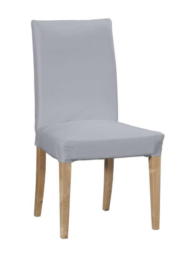 henriksdal stuhlhusse kurz grau dekoria. Black Bedroom Furniture Sets. Home Design Ideas