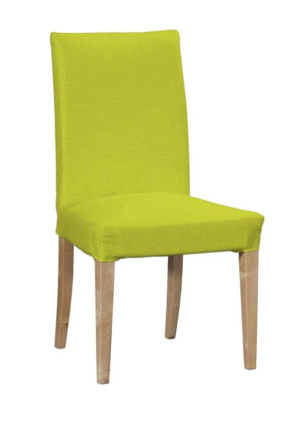 Návlek na stoličku Henriksdal (krátky) V kolekcii Jupiter, tkanina: 127-50