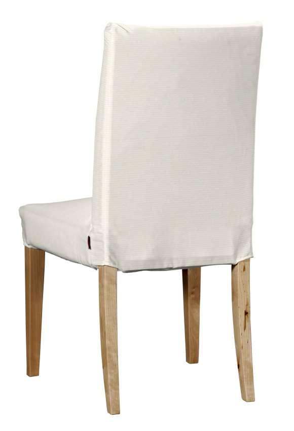 Návlek na stoličku Henriksdal (krátky) V kolekcii Jupiter, tkanina: 127-00