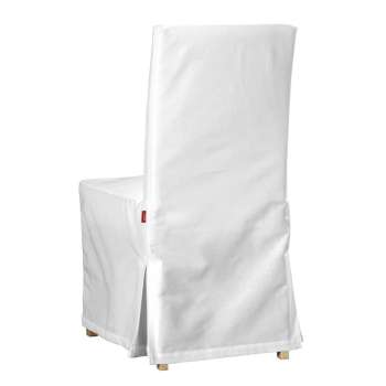 Floor length Henriksdal chair cover IKEA