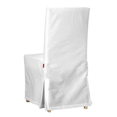 Floor length Henriksdal chair cover IKEA