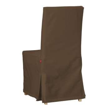 Henriksdal kėdės užvalkalas - ilgas Henriksdal kėdė kolekcijoje Cotton Panama, audinys: 702-02