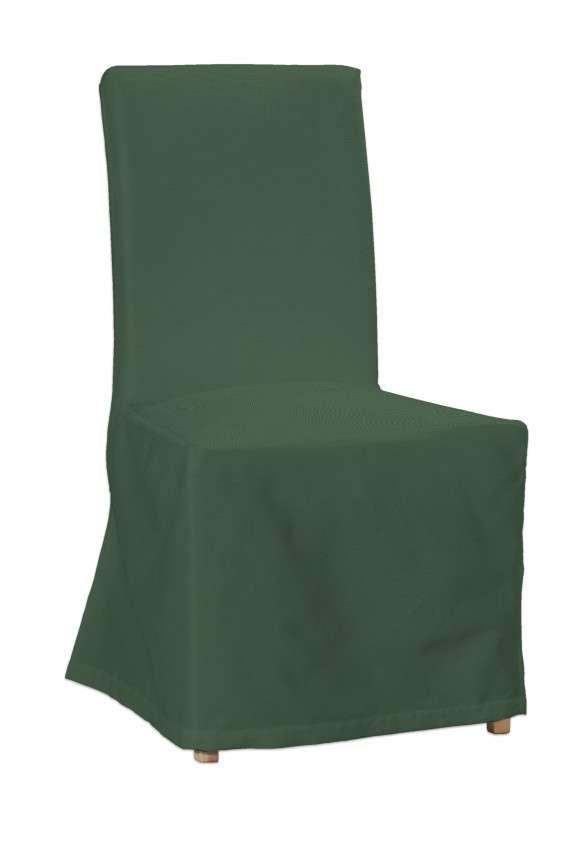 Sukienka na krzesło Henriksdal długa krzesło Henriksdal w kolekcji Cotton Panama, tkanina: 702-06